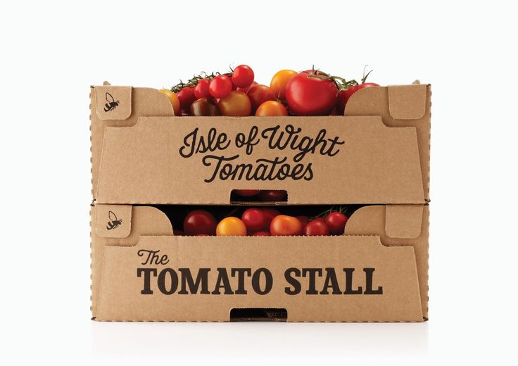 Before & After: The Tomato Stall