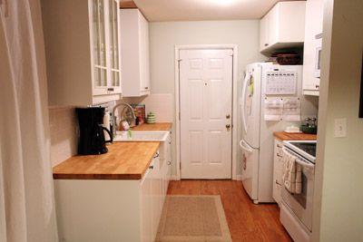 1000 Ideas About Galley Kitchen Redo On Pinterest Galley Kitchens Galley Kitchen Design And