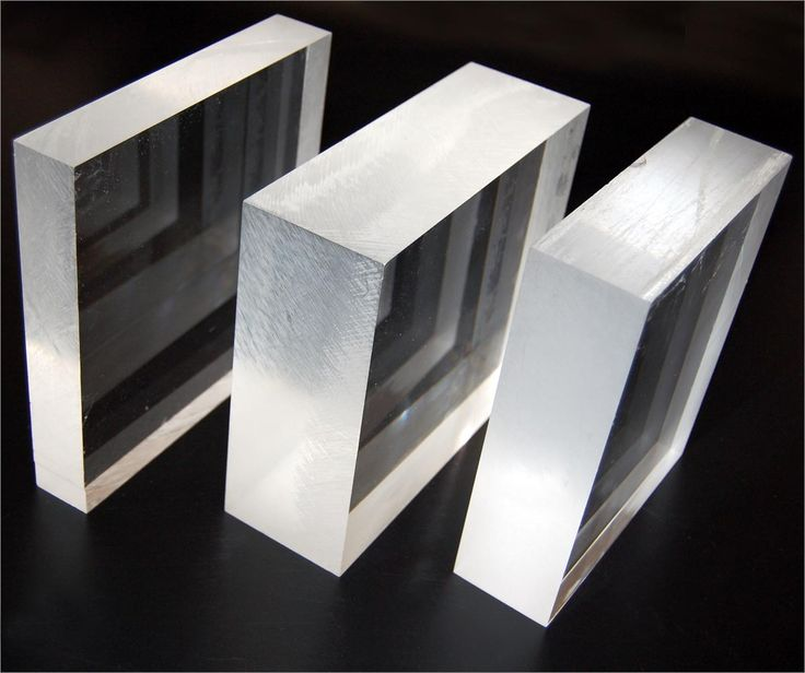 Cast Acrylic Clear - Super Thick Super thick cast acrylic sheets are crystal clear, distortion free, strong and have good machining properties.