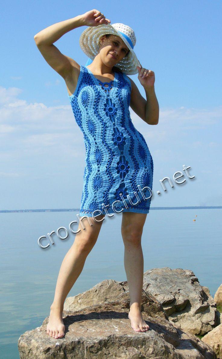 платье голубая жемчужина 3