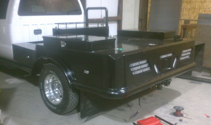 custom welding rigs | Page Welding Fabrication Project Gallery Items For Sale Show Your Rig ...