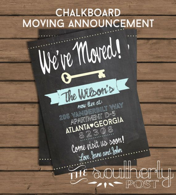 Pinterest New Home Announcement