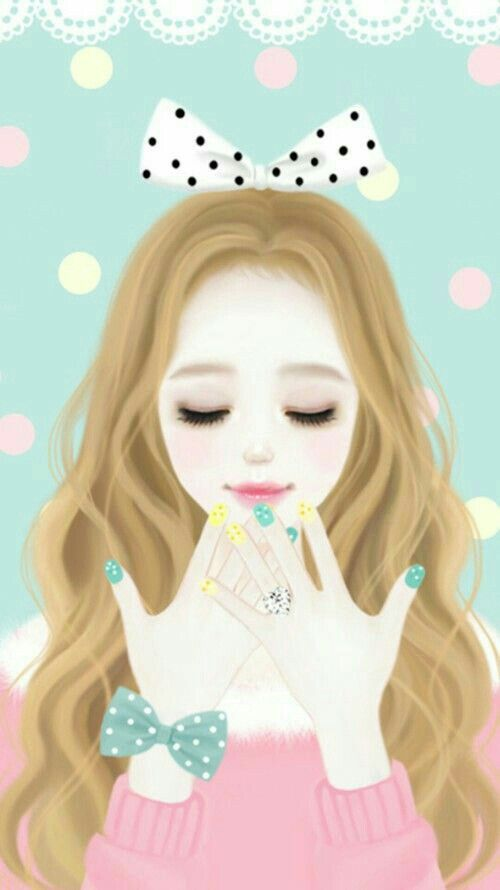 1000 images about art enakei on pinterest happy - Cartoon girl images hd ...