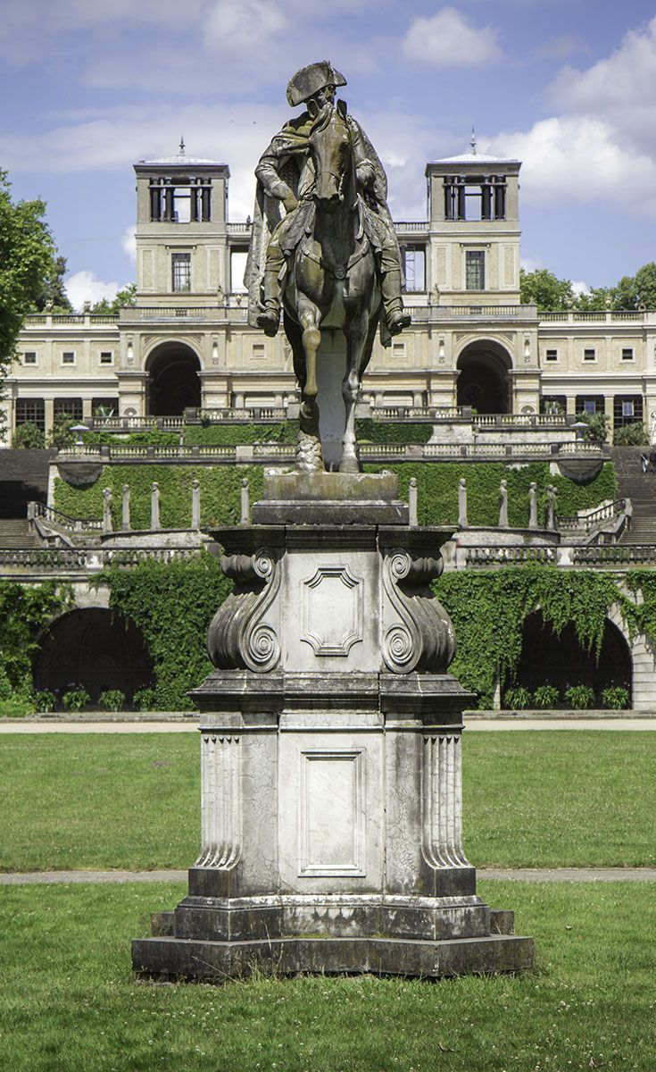 The Palaces of Potsdam, Germany. The little kingdom of parks and grand buildings constructed by the Prussians.