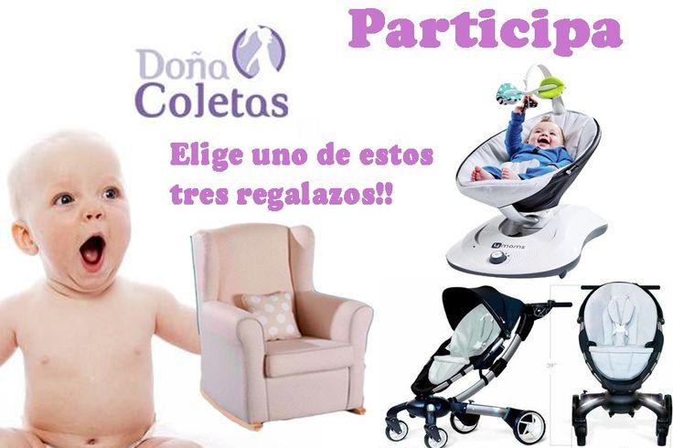 ¡Sorteo especial en Doña Coletas!  SUERTE