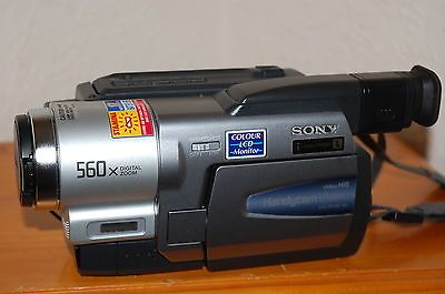 Sony handycam hi8 and #video 8 8mm #video #camera #camcorder,  View more on the LINK: 	http://www.zeppy.io/product/gb/2/272172056913/