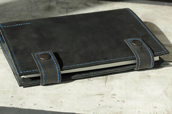 Leather Journal Leather Sketchbook Personalized Journal