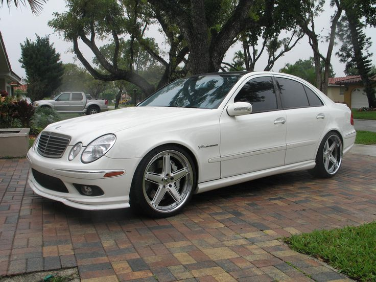1000+ images about MERCEDES E63 AMG W211 on Pinterest | E46 m3 ...