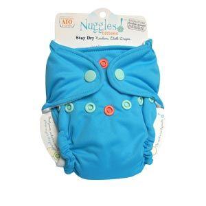 Nuggles Bittee Newborn Diaper - Cloth Diapers Canada