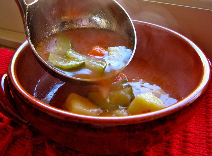 Christina's Quick and Easy Tortilla Soup