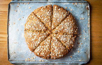 Gluten-Free Soda Bread Recipe - Chef Russel Brown