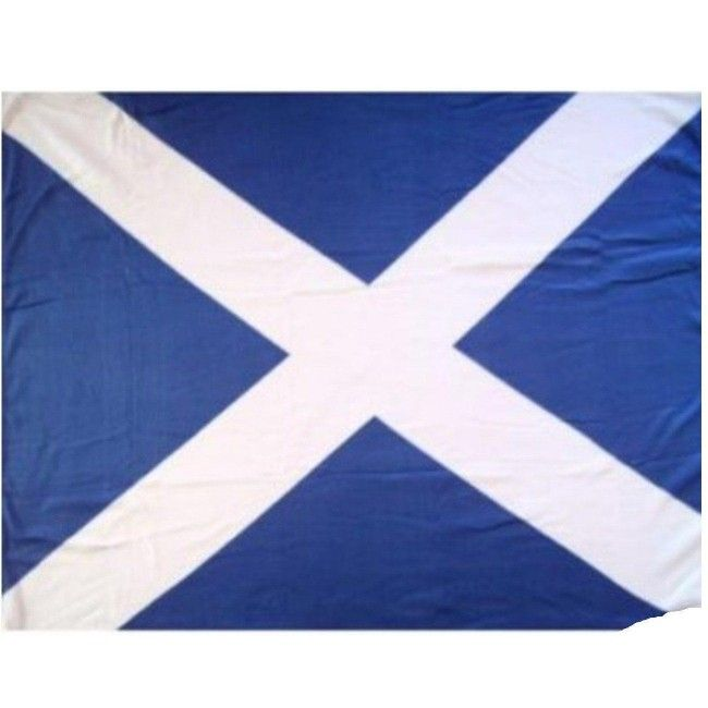 Scotland Flag Size 90cm X 150cm Material 100 Polyester Two Metal Grommets For Easy Flagpole Attachment Scotland Sc Rugby World Cup National Flag Flag