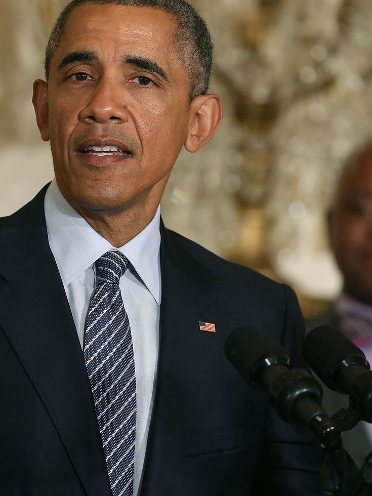 Obama On Climate Rules: 'This Is Our Moment To Get This Right'
