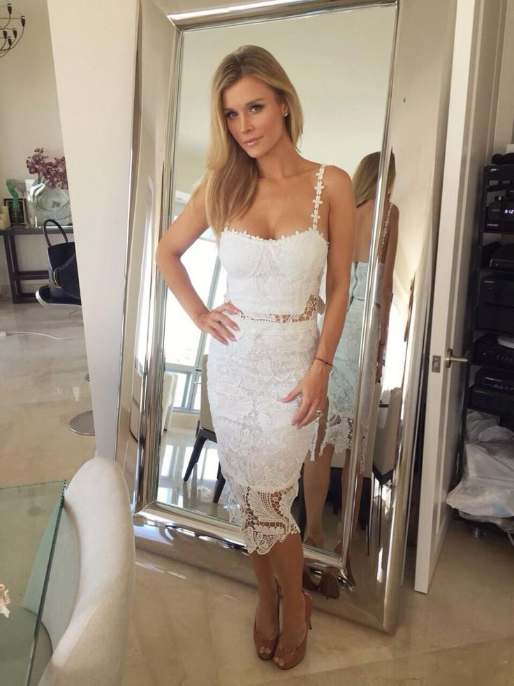 Joanna Krupa.. Reve Boutique two piece..