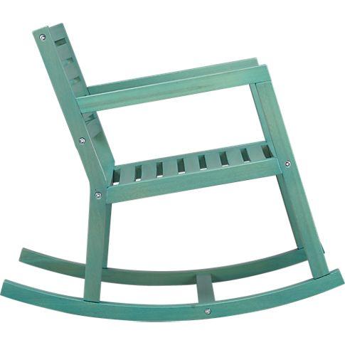 contemporary cb2 patio furniture. File Under Cute Aqua Green Stain Wood Slat Outdoor Modern Porch Rocker. Beulah Rocking Chair Contemporary Cb2 Patio Furniture O