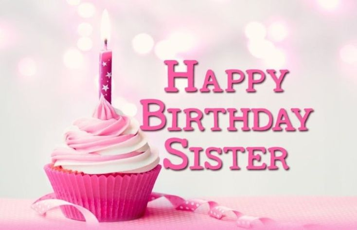 Happy Birthday Wishes for Sister – Messages, Quotes, Cards, Img    See More in our website