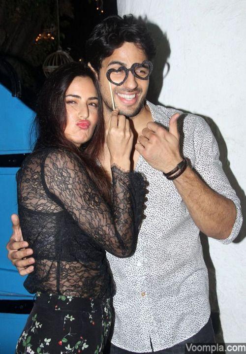 Baar Baar Dekho jodi Katrina Kaif and Sidharth Malhotra at a...