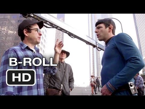 Star Trek Into Darkness Complete B-Roll (2013) I OWN NOTHING