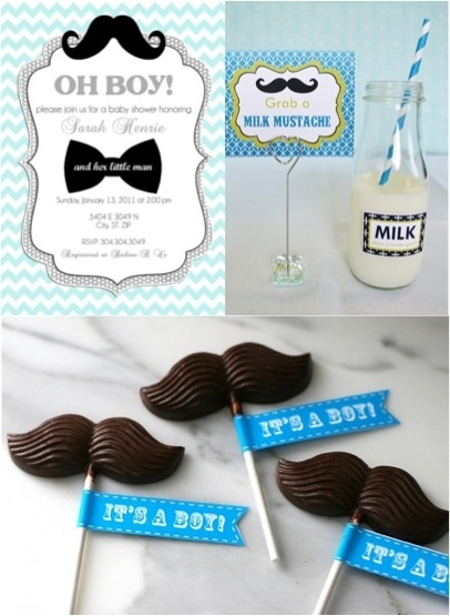 The Now: Most Creative Baby Shower Themes