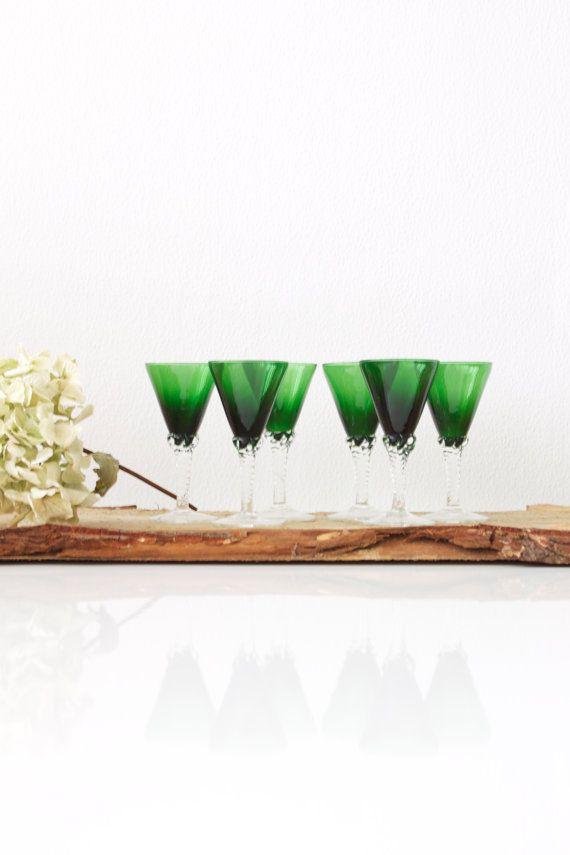 Emerald Glassware