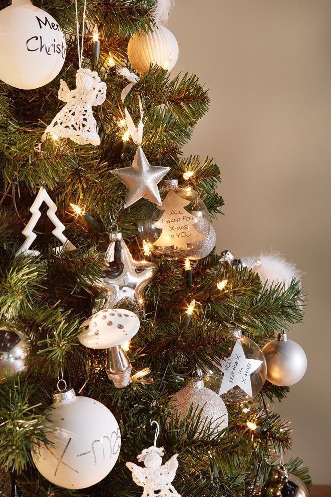 Kerstbal Koper Kerstboom Versiering Decoratie Blokker Zilver Wit Kerstboomversieringen2019 Kerstbal Koper Kerstboom Versiering Decoratie Blokker 2020 Goruntuler Ile