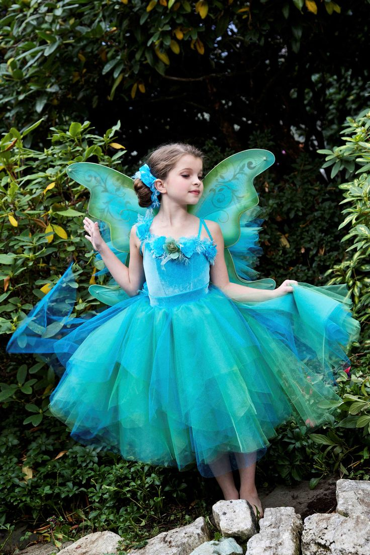 Silvermist+Fairy+Tutu+Dress+Costume+by+EllaDynae+on+Etsy,+$210.00