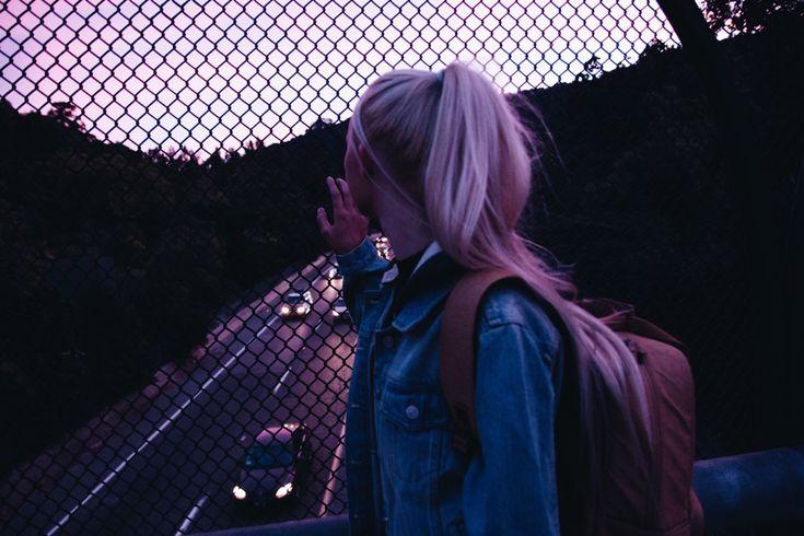 ☽ aprovecha cuando pases por un puente para tomar una foto hermosa☾