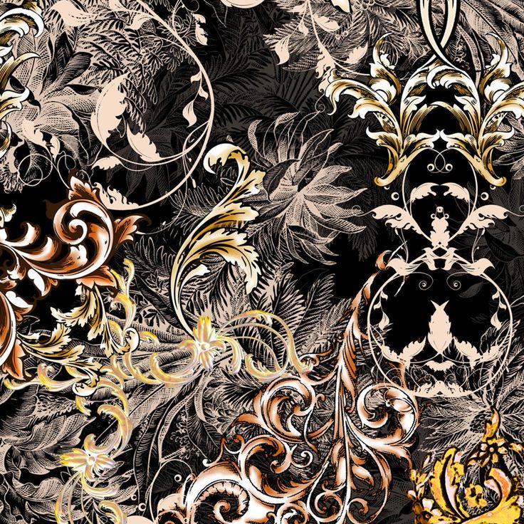 Coleção Outono Inverno 2014 Lumina: Fall Collection, Winter 2014, Inspiration Patterns, Wall Paper Fabr, Patterns Designs Color, Autumn Winter, Patterns Design Color, Outono 2014, Paper Fabr Design