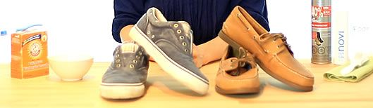 Cleaning Sperry's and Toms...canvas, leather and nubuck tips
