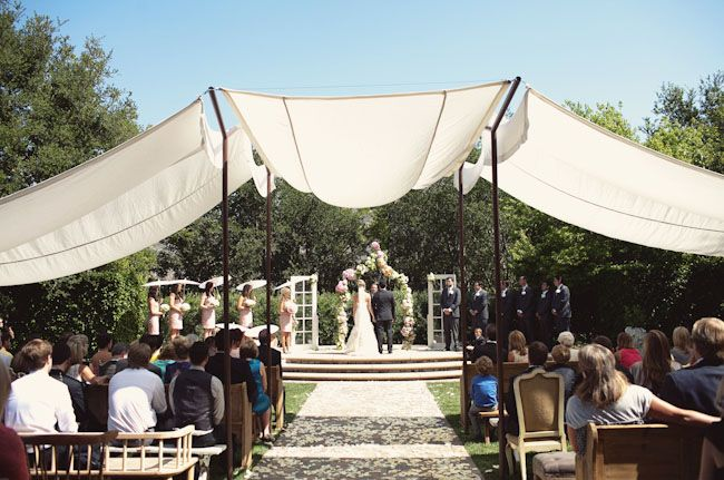 Parisian Countryside Wedding in Cali: Logan + John | Green Wedding Shoes Wedding Blog | Wedding Trends for Stylish + Creative Brides