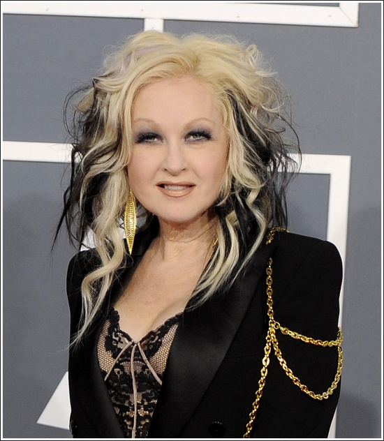 "Cyndi Lauper (""Time After Time,"" ""Girls Just Wanna Have Fun,"" ""True Colors"") is 59 and still fabulous and her fashion choices are just as debatable as ever!"
