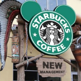 Must visit the Disney Starbucks one day!