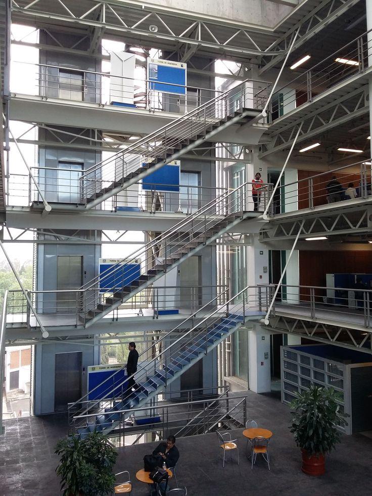 Torre de Ingeniería, Instituto de Ingeniería, UNAM