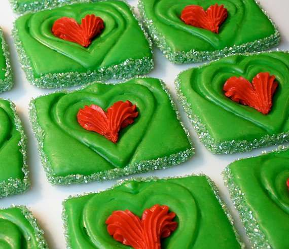 These Grinch-a-licious Cookies