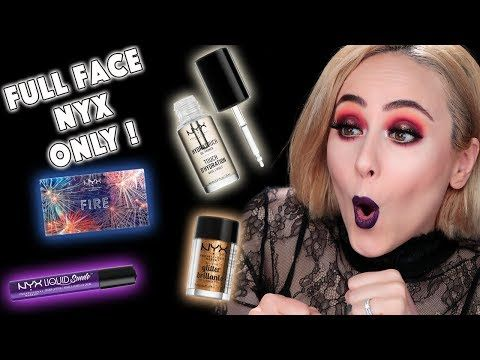 Full Face Using Only NYX Products ❗️ | NYX Cosmetics Drogerie One Brand Makeup Look | Hatice Schmidt http://cosmetics-reviews.ru/2017/12/18/full-face-using-only-nyx-products-%e2%9d%97%ef%b8%8f-nyx-cosmetics-drogerie-one-brand-makeup-look-hatice-schmidt/
