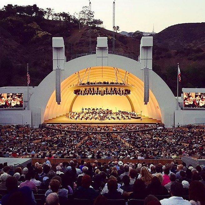 Hollywood Bowl — Los Angeles, California | 19 Insanely Unique Concert Venues To Visit Before You Die