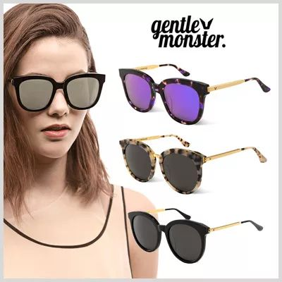 [S$99.90](▼75%)*2016 NEW MODELS* Authentic Gentle Monster Sunglasses Collection / LOCAL SG SELLER / Most Popular Sunglasses in Korea / By Celebrities / Absente / Lovesome / Flying Piggy / Deborah / Jumping Jack
