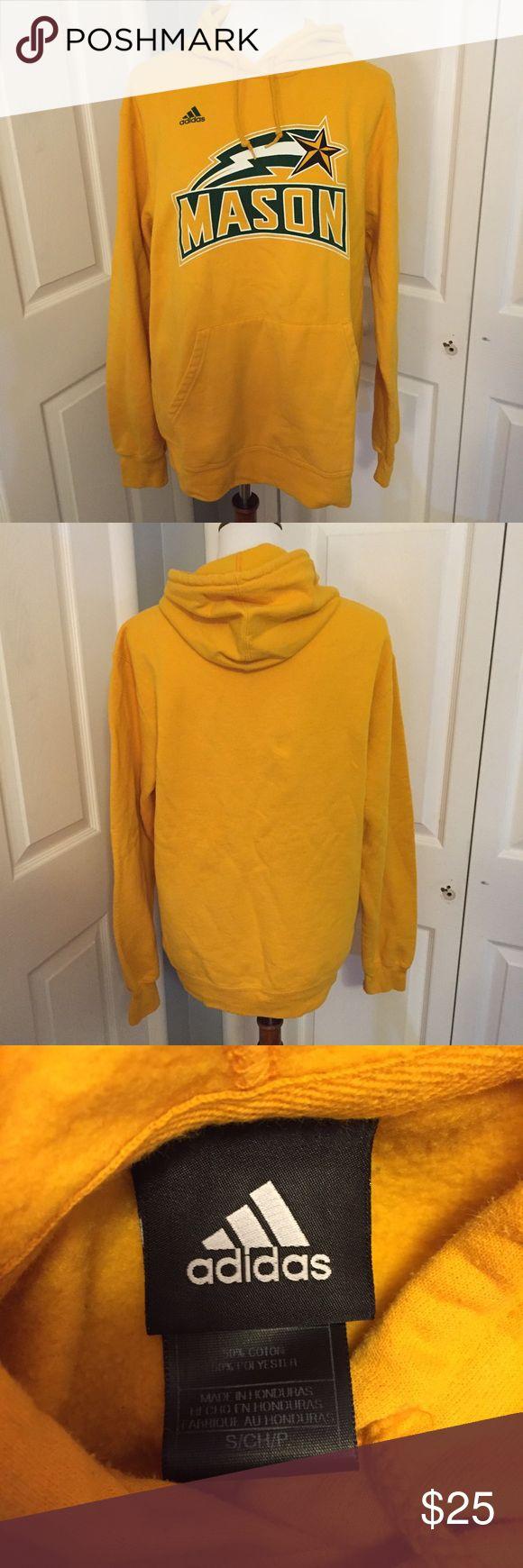 Color printing gmu - Adidas George Mason University Hoodie Size S Closet Clearout Adidas George Mason