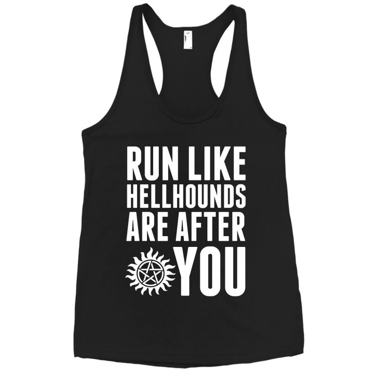 Run Like Hellhounds Are After You | Activate Apparel | Workout Gear & Accessories