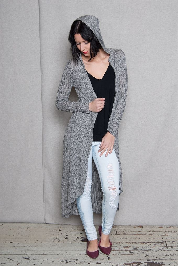 1000+ images about grey duster cardigan outfits on ...