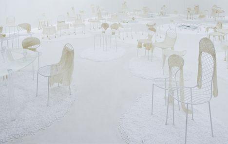 Family Chair. Design: Junya Ishigami
