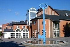 Panoramio - Photo of Den blå kæmpenøgle på Værket
