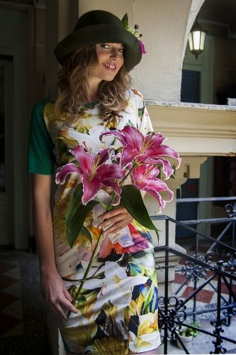 Sminkes munkáim - Fashion by Domonkos Bernadett/ 2016 tavasz, nyár
