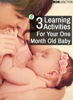 Congrats mommy! Your little one is finally here! Want to help your little one develop hearing abilities? Helearning activities for 1 month old baby