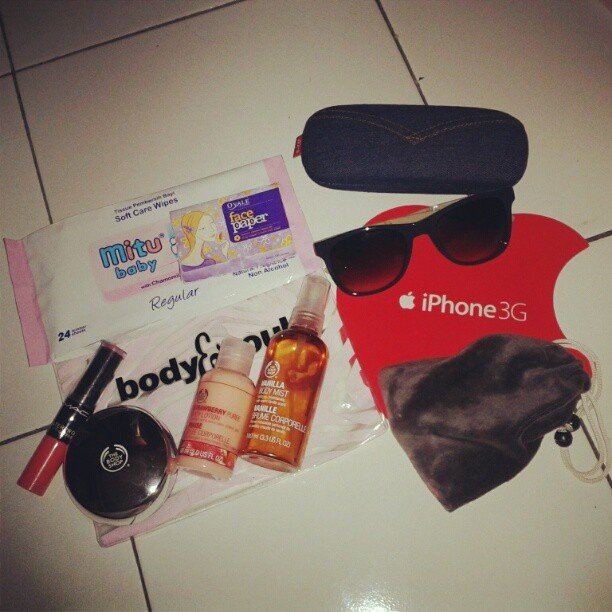 """my random beauty case 