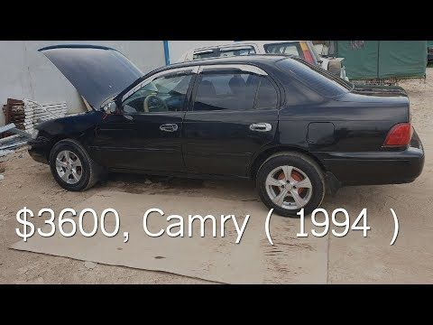 Price $3600, Camry 1994 Toyota, auto and Vehicles, car for sell