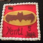 Batman taart van Bakkerij Excellence http://www.excellence.be