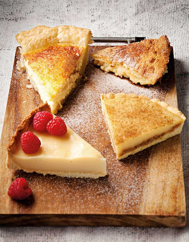 Milk tart is serious business in South Africa, so on the 27th of February we celebrate National Milk Tart Day.
