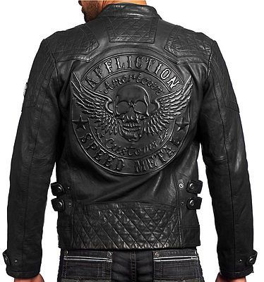 Leather Motorcycle Jackets Mens