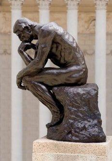 Rodin's The Thinker | Legion of Honor